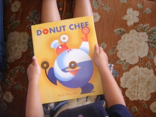 One Of Our Favorite Books Right Now Is The Donut Chef Written And Illustrated By Bob Staake Book Tells A Story Baker Who Opens Up Shop