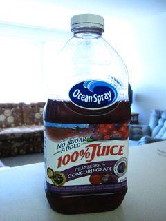 OceanSpray100%juice