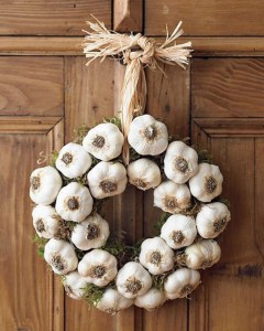 Garlicwreath
