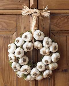Garlicwreath